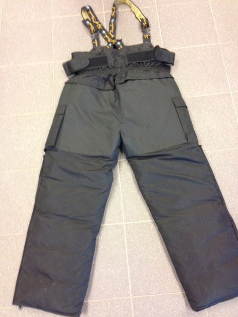 Clothing-warm-pants-back